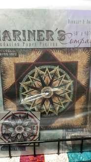 Mariners Compass 69x69 Pattern